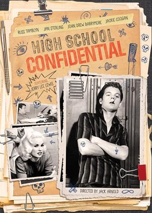 Rent High School Confidential! Online DVD Rental