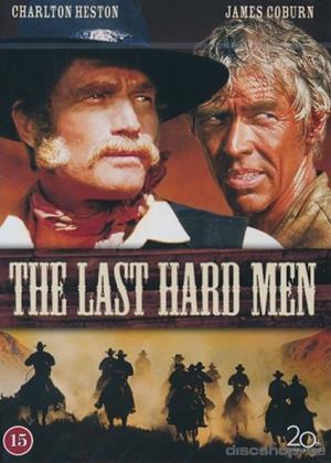 Rent The Last Hard Men Online DVD Rental