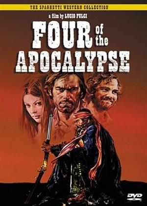 Rent Four of the Apocalypse (aka I quattro dell'apocalisse) Online DVD Rental