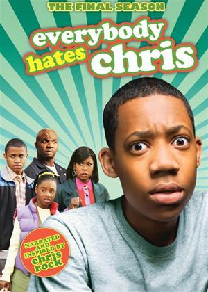 Rent Everybody Hates Chris: Series 4 Online DVD Rental