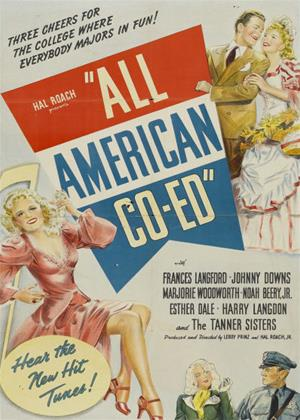 Rent All-American Co-Ed Online DVD Rental
