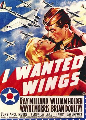 Rent I Wanted Wings Online DVD Rental