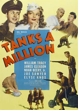 Rent Tanks a Million Online DVD Rental