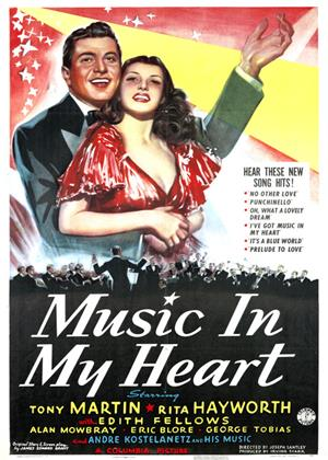 Rent Music in My Heart Online DVD & Blu-ray Rental
