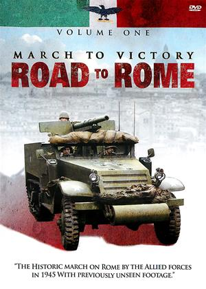 Rent March to Victory: Road to Rome: Vol.1 Online DVD Rental
