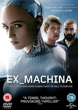 Ex Machina Online DVD Rental