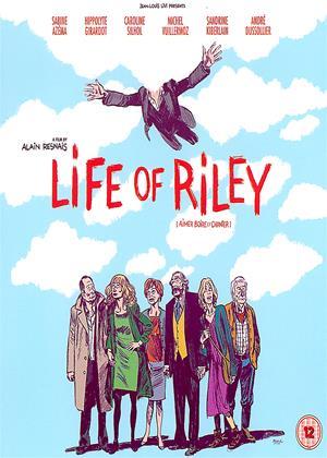 Rent Life of Riley (aka Aimer, boire et chanter) Online DVD & Blu-ray Rental