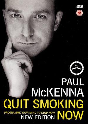 Rent Paul McKenna: Quit Smoking Now Online DVD Rental