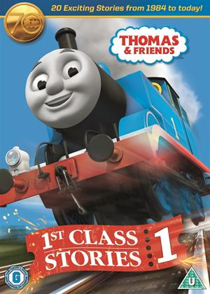 Rent Thomas the Tank Engine and Friends: 1st Class Stories Online DVD & Blu-ray Rental