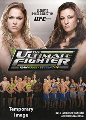 Rent Ultimate Fighting Championship: The Ultimate Fighter: Series 18 Online DVD Rental
