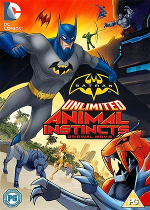 Rent Batman Unlimited: Animal Instincts Online DVD Rental