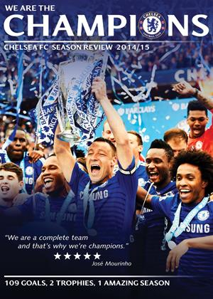 Rent Chelsea FC: We Are the Champions: Season Review 2014/2015 Online DVD Rental