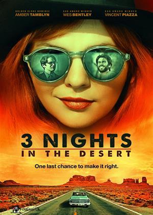 Rent 3 Nights in the Desert Online DVD Rental