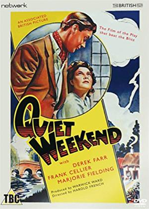 Rent Quiet Weekend Online DVD Rental