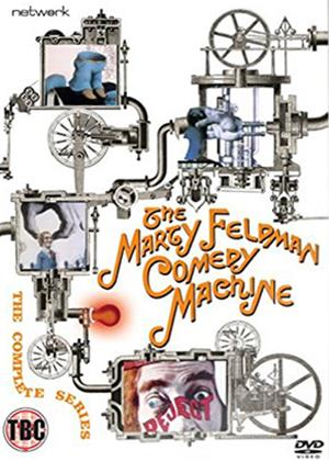 Rent The Marty Feldman Comedy Machine Online DVD Rental