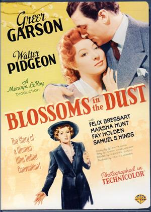 Rent Blossoms in the Dust Online DVD Rental