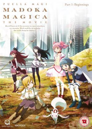 Rent Puella Magi Madoka Magica: The Movie: Part 1: Beginnings (aka Gekijou-ban Mahou Shoujo Madoka*Magica: [Zenpen] Hajimari no monogatari) Online DVD Rental