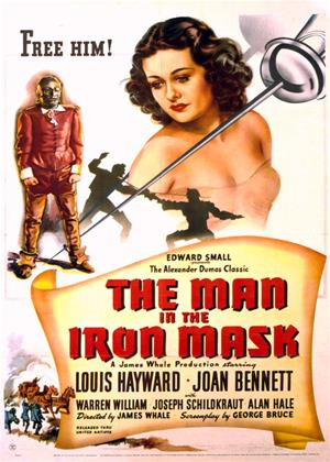 Rent The Man in the Iron Mask Online DVD Rental