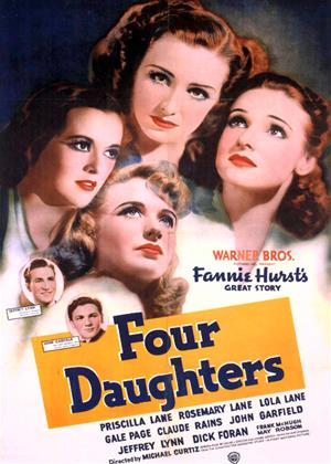 Rent Four Daughters Online DVD Rental