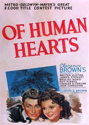 Rent Of Human Hearts Online DVD Rental