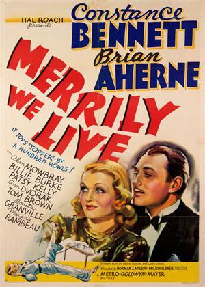 Rent Merrily We Live Online DVD Rental