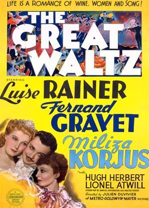 Rent The Great Waltz Online DVD Rental