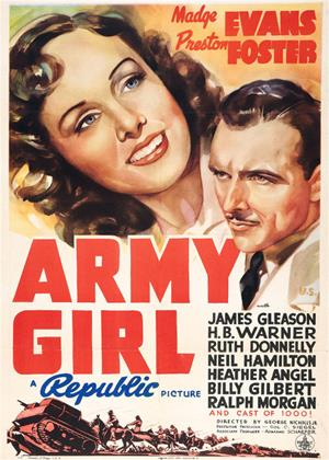 Rent Army Girl Online DVD Rental