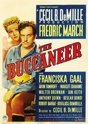 Rent The Buccaneer Online DVD Rental