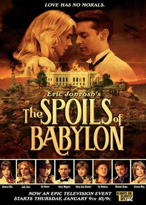 Rent The Spoils of Babylon Online DVD Rental