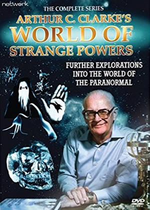 Rent Arthur C. Clarke's World of Strange Powers: Series Online DVD Rental