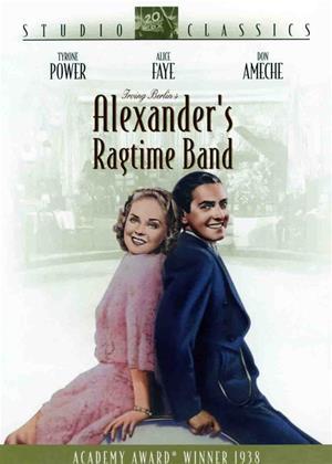 Rent Alexander's Ragtime Band Online DVD Rental