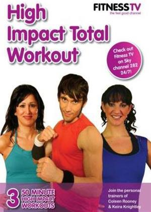 Rent Fitness TV: High Impact Total Workout Online DVD Rental