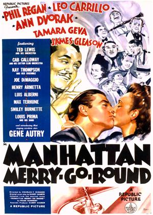 Rent Manhattan Merry-Go-Round Online DVD Rental