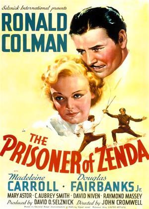 Rent The Prisoner of Zenda Online DVD Rental