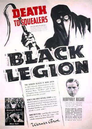 Rent Black Legion Online DVD Rental