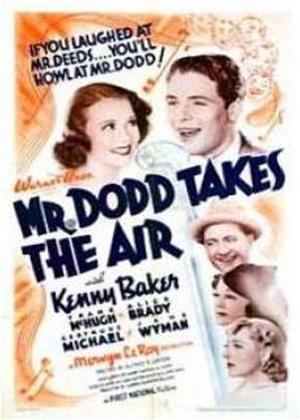 Rent Mr. Dodd Takes the Air Online DVD Rental