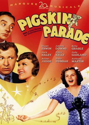 Rent Pigskin Parade Online DVD Rental