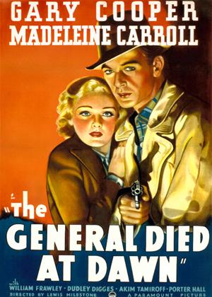 Rent The General Died at Dawn Online DVD & Blu-ray Rental