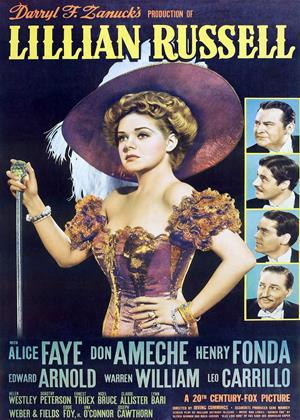 Rent Lillian Russell Online DVD Rental