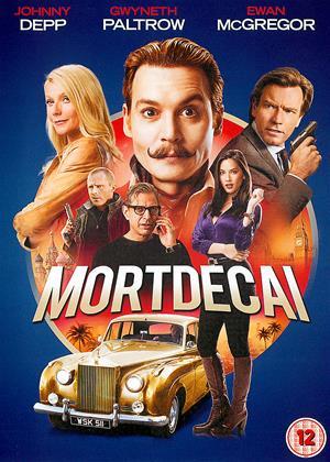 Rent Mortdecai Online DVD Rental