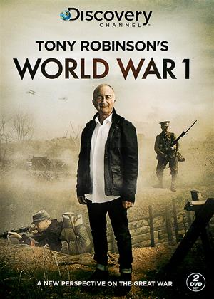 Rent Tony Robinson's World War 1 Online DVD Rental