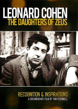 Rent Leonard Cohen: The Daughters of Zeus Online DVD Rental