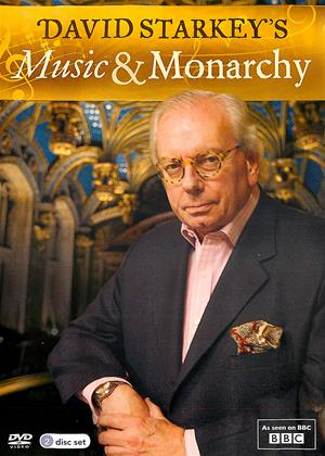 Rent David Starkey's Music and Monarchy Online DVD Rental