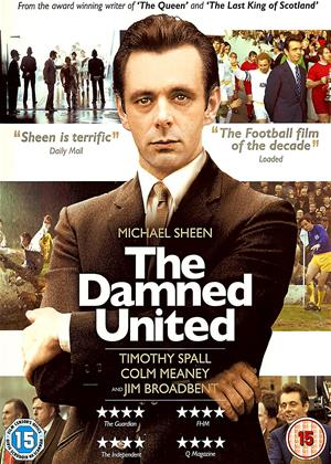 Rent The Damned United Online DVD & Blu-ray Rental