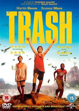 Rent Trash Online DVD Rental