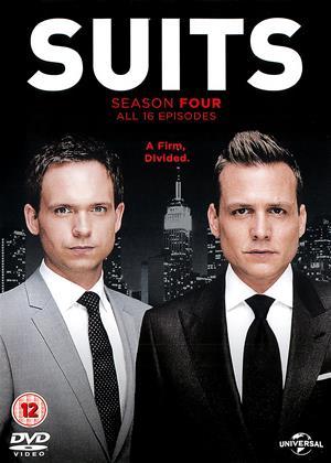 Rent Suits: Series 4 Online DVD Rental