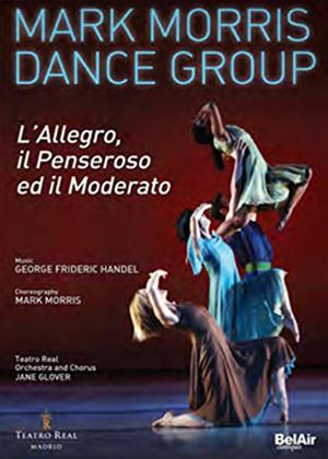 Rent Mark Morris Dance Group: L'Allegro, il Penseroso ed il Moderato Online DVD Rental