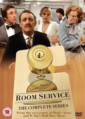 Rent Room Service: The Complete Series Online DVD Rental