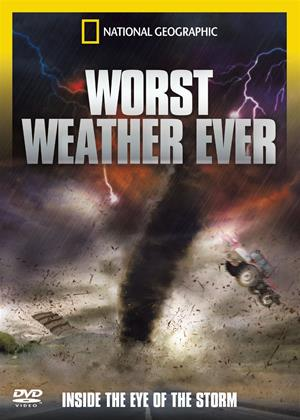 Rent National Geographic: Worst Weather Ever Online DVD Rental