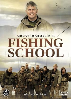 Rent Nick Hancock's Fishing School Online DVD Rental